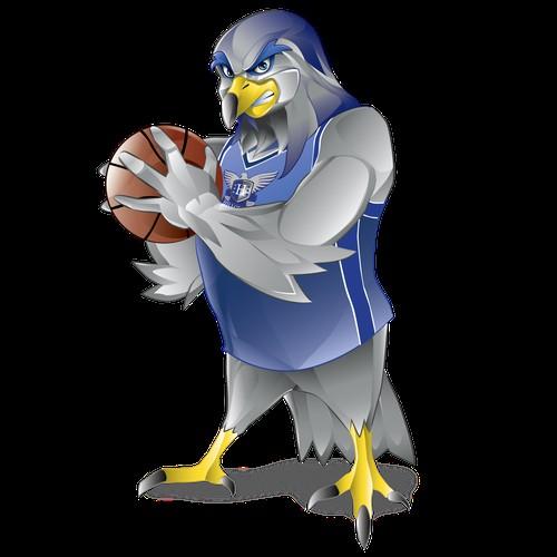"Mascot Design for Hillcrest ""Hawks"" Academy"