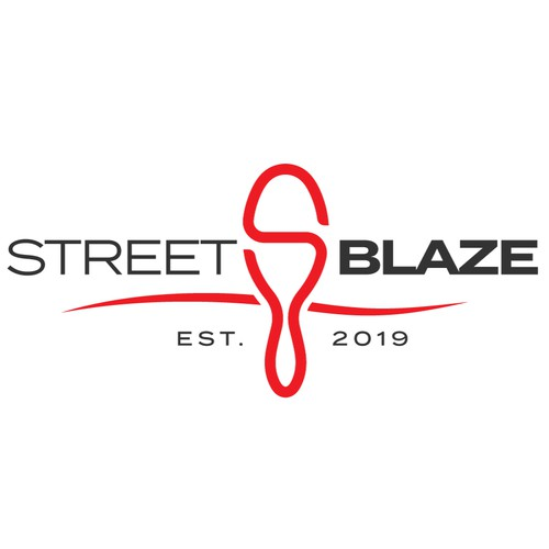 Street blaze hair design