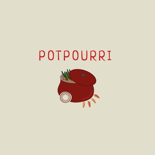 POTPOURRI- Healthy food on your desk