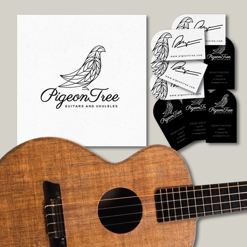 logo for Pigeon Tree