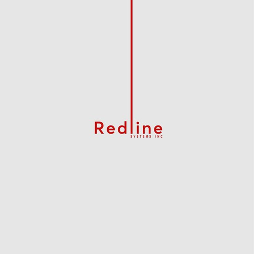 unique logo for Redline