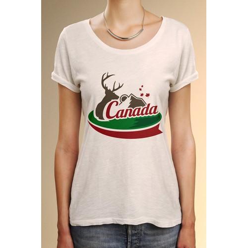 REWARD! Design the BEST Canada shirt ever