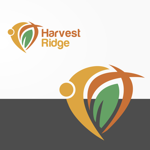 Harvet Ridge logo