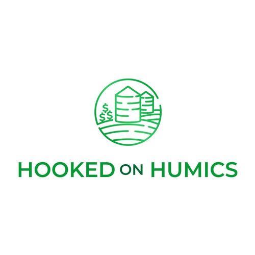 Hooked On Humics Logo