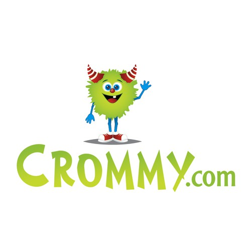 Help Crommy.com with a new logo