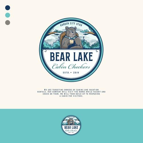 Bear Lake Cabin Checkers