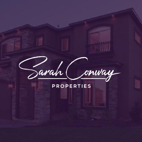 Sarah Conway Properties  LOGO Design