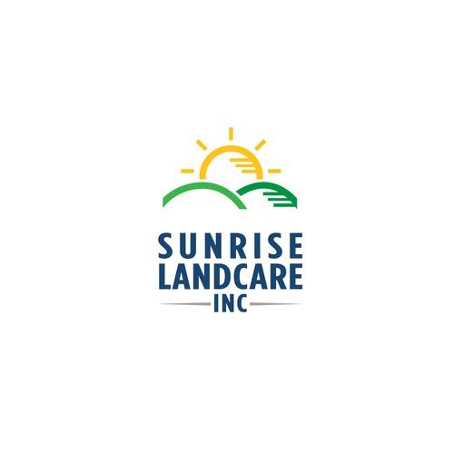 Sunrise Landcare Inc. Logo