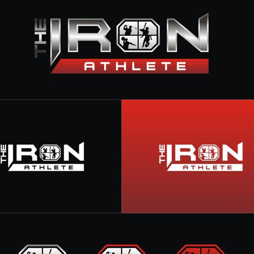 iron athlete