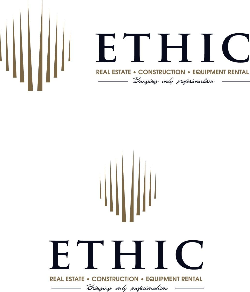 Logo elégant et luxueux pour societe dans l'immobilier et la construction
