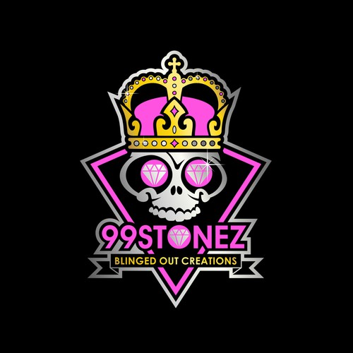 design for an edgy art and gift company 99stonez