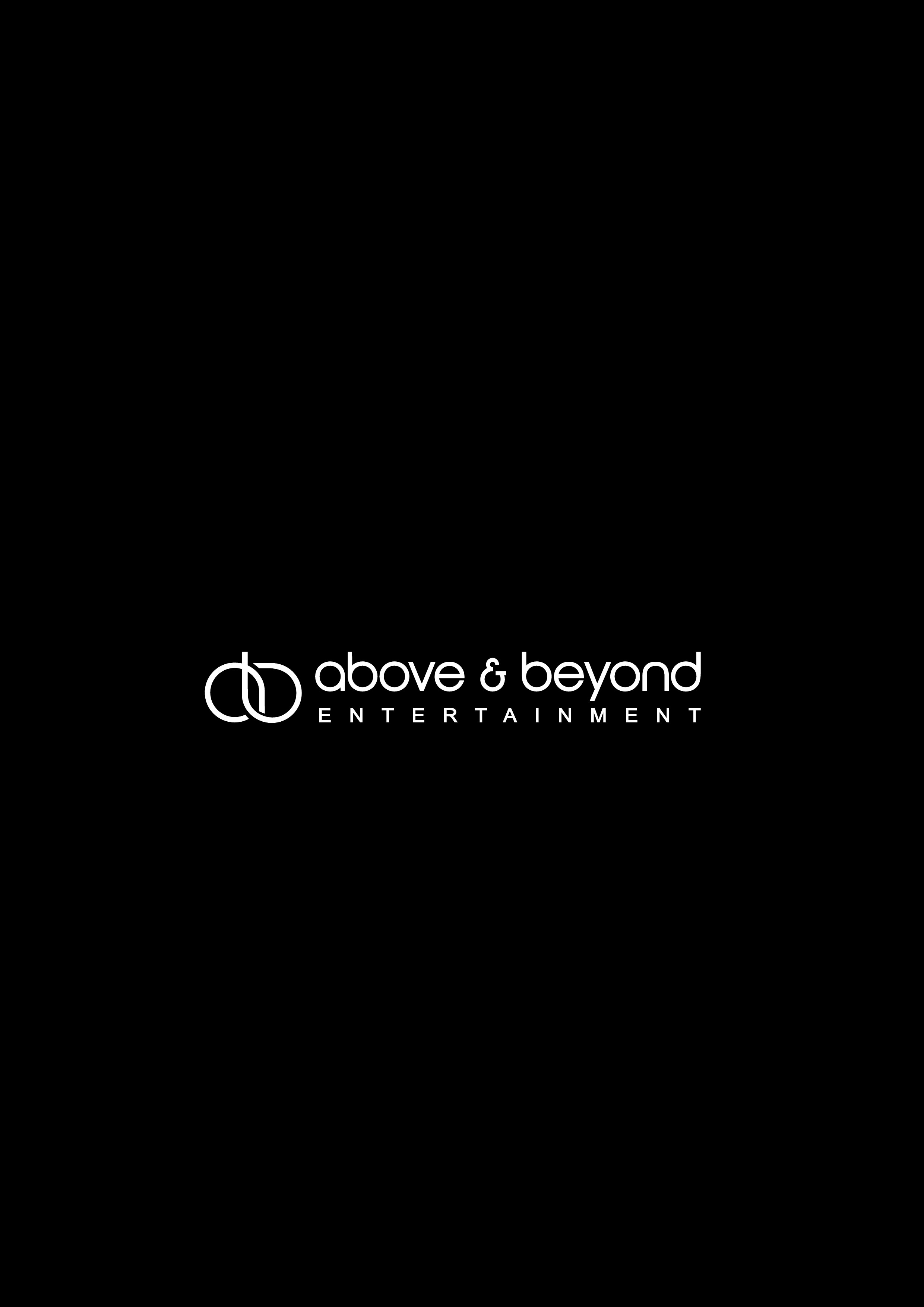 $$ Prize upgrade!!! Music lovers design a new logo for Above & Beyond Entertainment