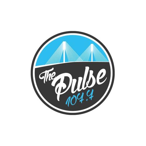 Logo THE PULSE 107.7