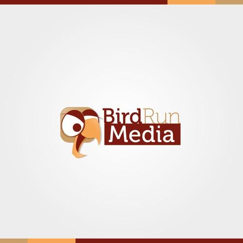 Bird Run Media company identity