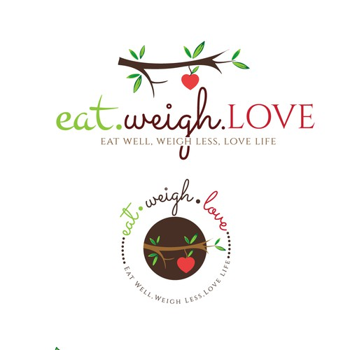 """Weigh"" in with your suggestions for my new logo!"