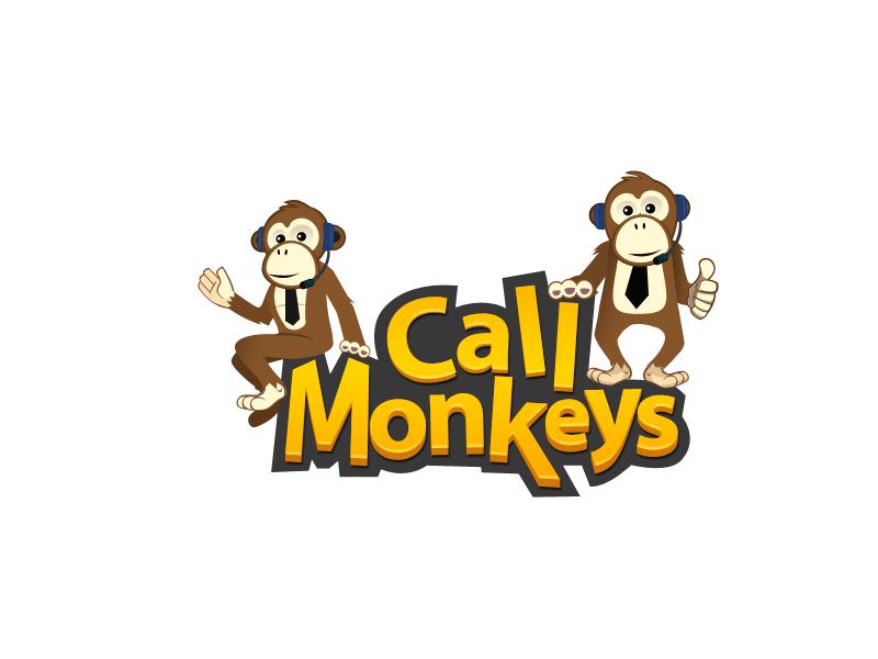 Call Monkeys Logo