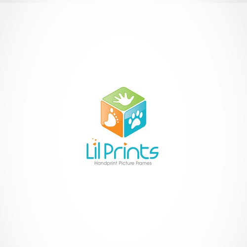 Logo for Lil Prints