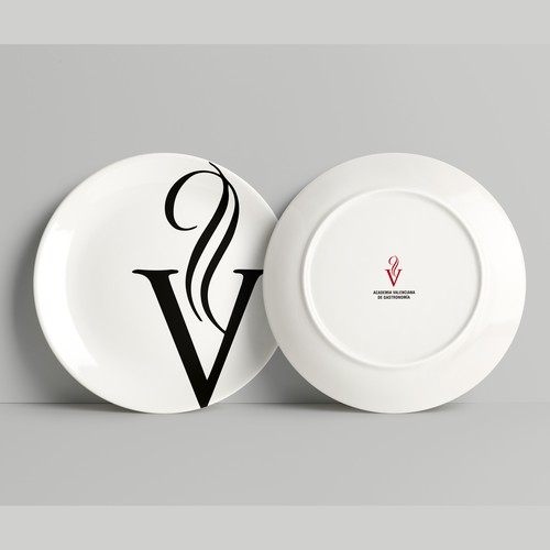 Valencian Academy of Gastronomy logo