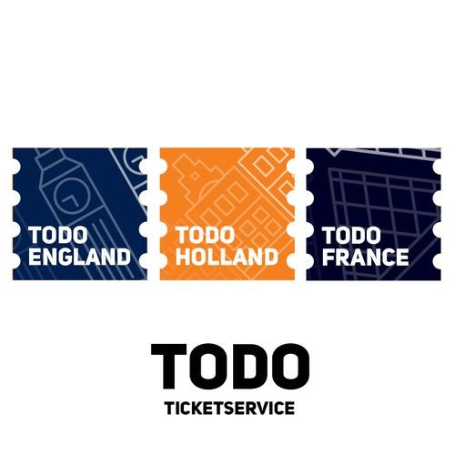 logo design for TO DO