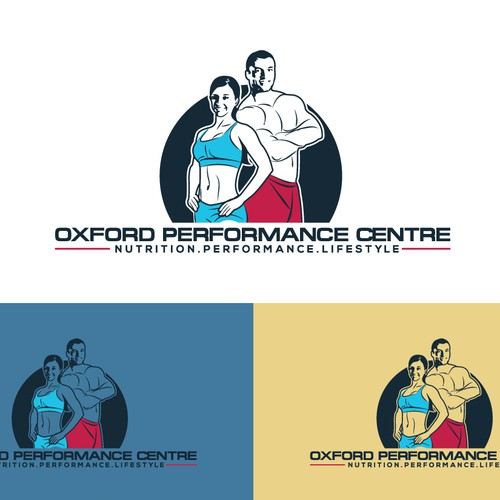 Create an awesome logo for new Sydney Gym