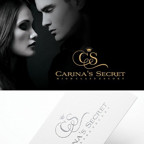 Luxury Escort Logo design