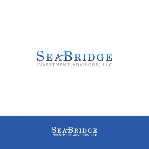 Create the next logo for SeaBridge Investment Advisors, LLC