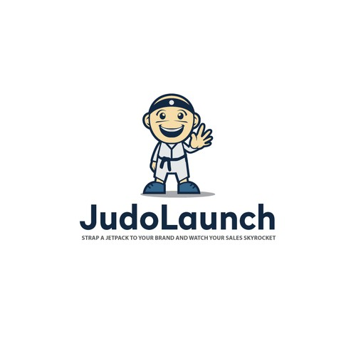 JudoLaunch logo