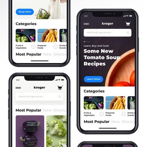 Groceries App
