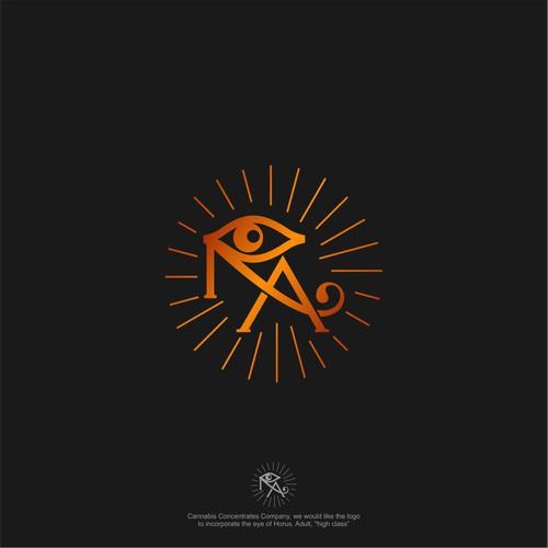 RA logo concept