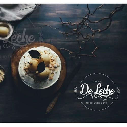 Logo concept for De Leche
