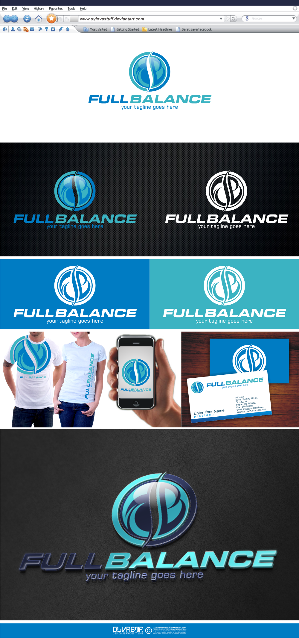 logo for Full Balance