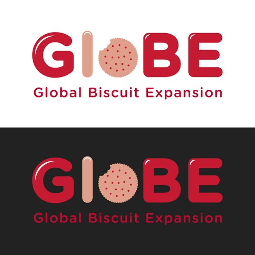 Design a 'GloBE' logo for a global project!