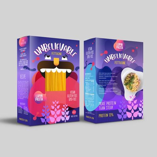 Propuestas packaging Pastas