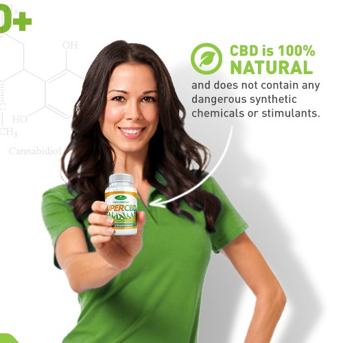landing page for supercbd supplement