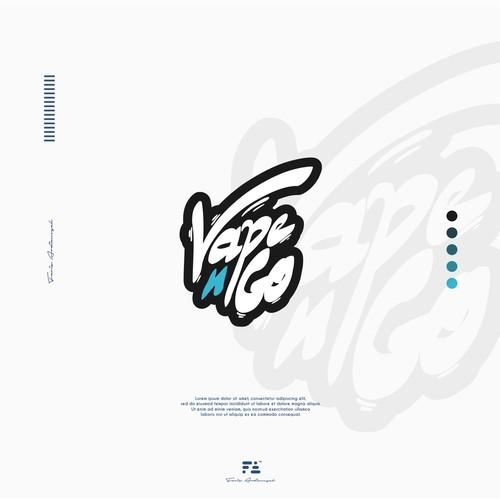 Vape N Go Logo Concept