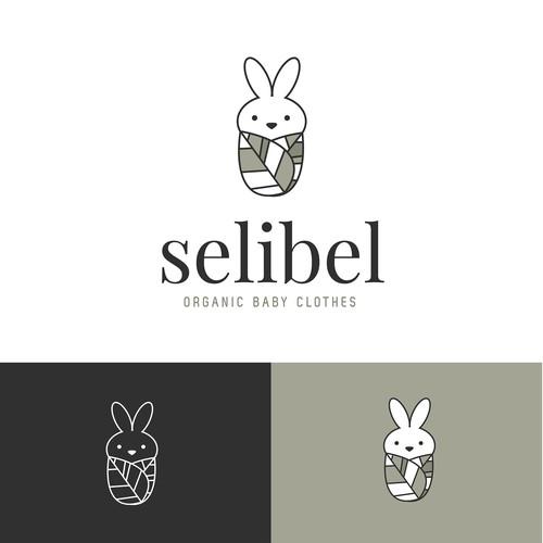 Selibel Baby Clothes Logo