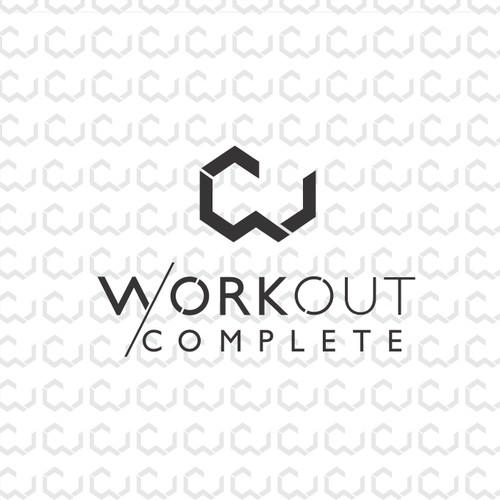 Logo for fitness branch