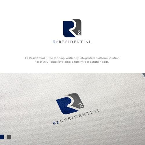 New Logo for R2 Residential
