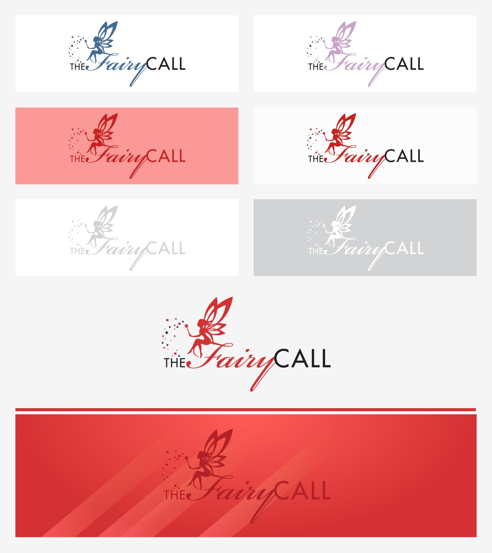 New logo wanted for The Fairy Call