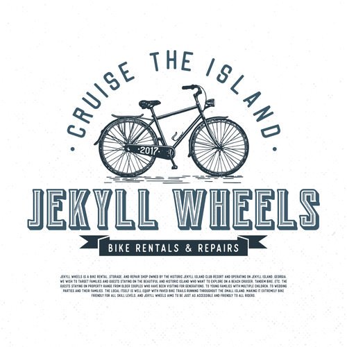 Logo for Jekyll Wheels