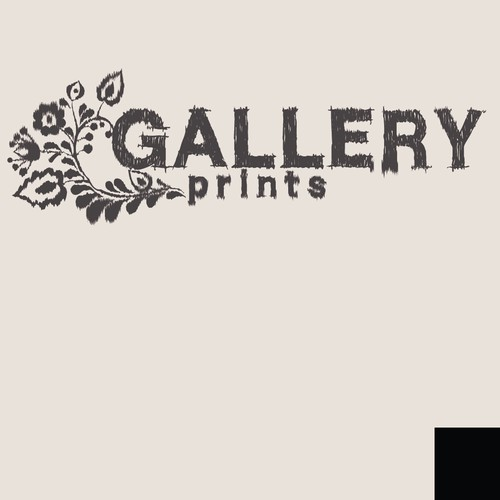 Gallery Prints needs a new logo