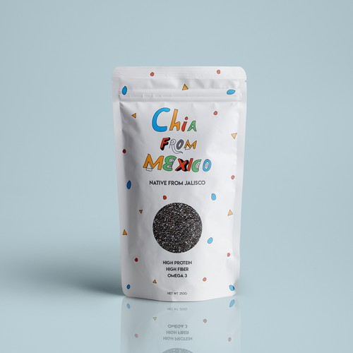 Chia from Mexico