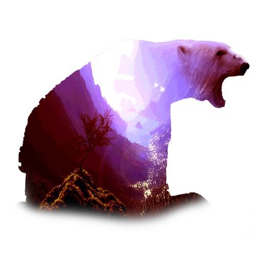 overlay bear