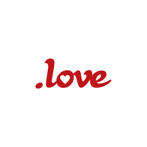 Reinvent love on the Internet with a .LOVE logo