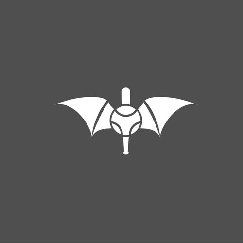 sport baseball batbet logo