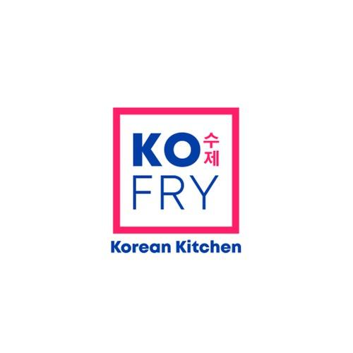 Logo for Korean Fried Chicken