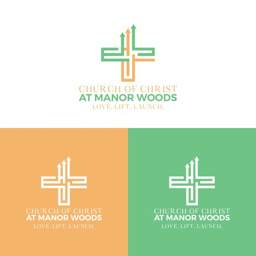 Brand for Church