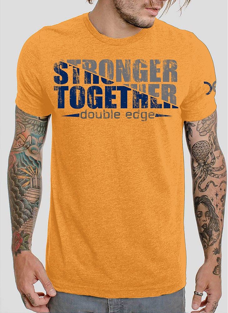 We need a cool, but subtle T shirt design to sell to our gym members