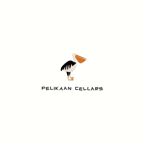 Brand Identity Concept for Pelikaan Cellars