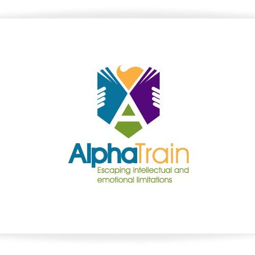 logo for AlphaTrain